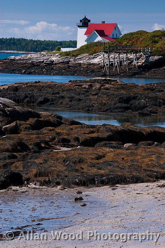 Trip Report: Five Islands to The Cuckolds Light, Sheepscot ...  Hendricks Head Light