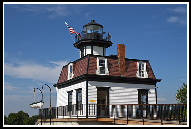 Colchester Reef lighthouse